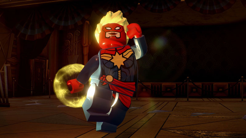 LEGO Marvel Super Heroes 2 - Screenshot 2