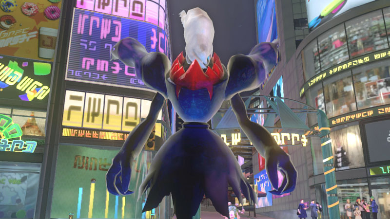 Pokkén Tournament DX - Screenshot 7