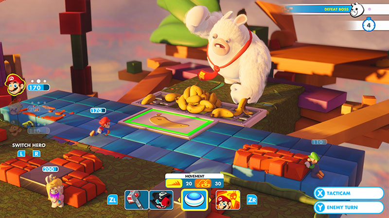 Mario + Rabbids Kingdom Battle - Screenshot 4