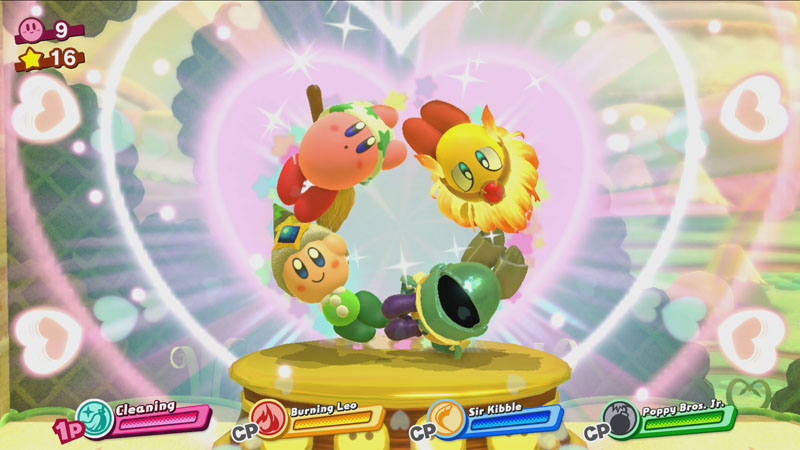 Kirby Star Allies - Screenshot 7