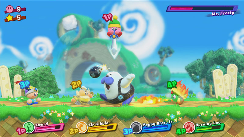 Kirby Star Allies - Screenshot 9