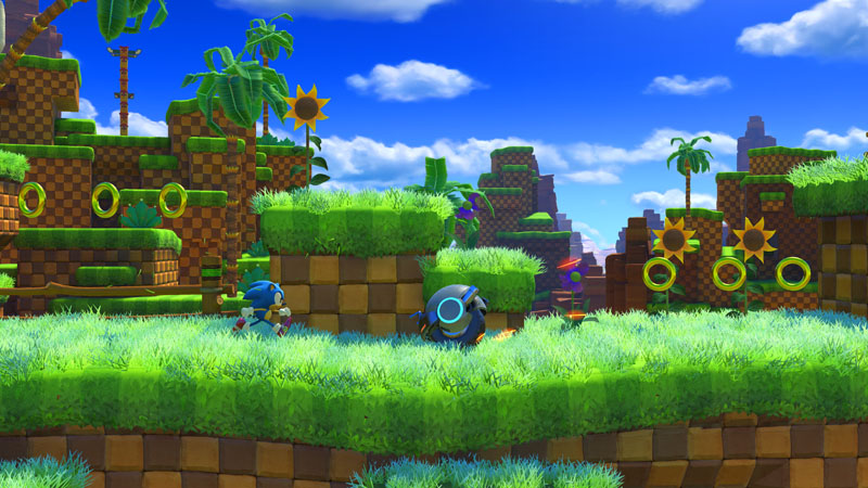 Sonic Forces - Screenshot 1