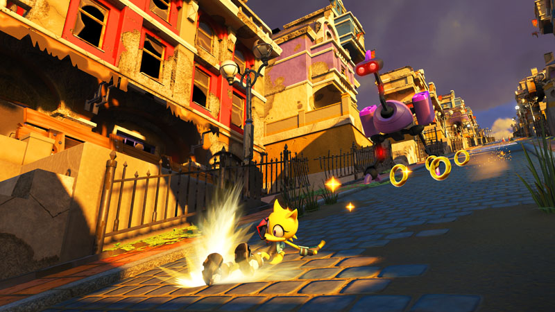 Sonic Forces - Screenshot 2