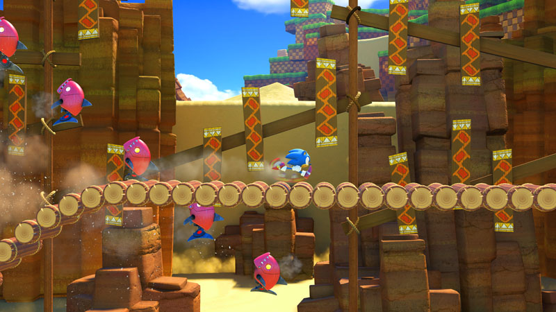 Sonic Forces - Screenshot 3