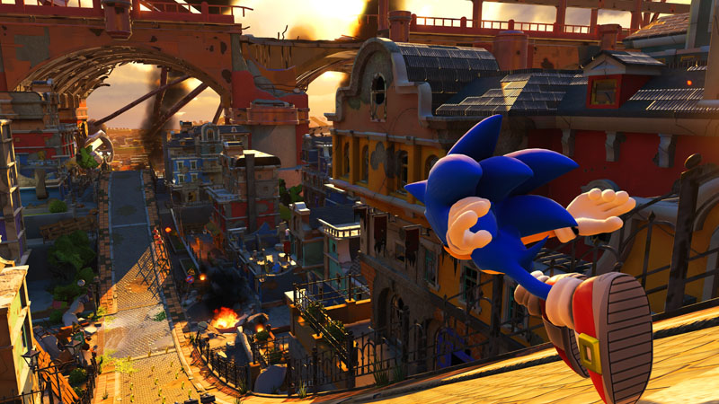 Sonic Forces - Screenshot 4