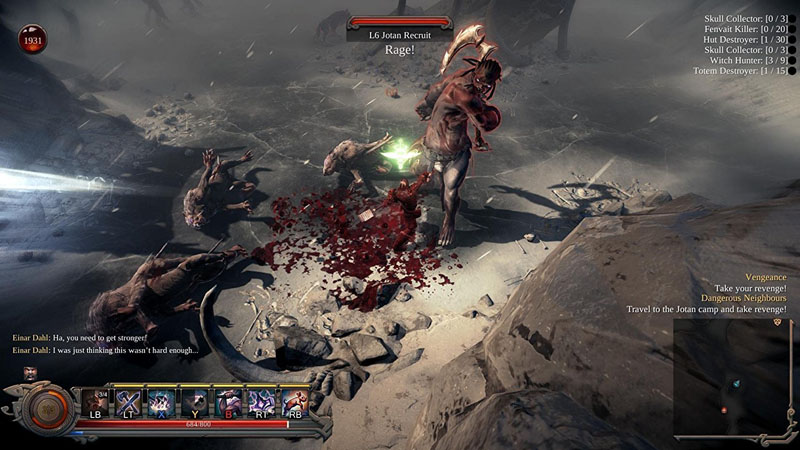 Vikings: Wolves of Midgard Special Edition - Screenshot 5
