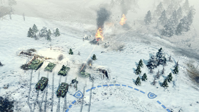 Sudden Strike 4 - Screenshot 10