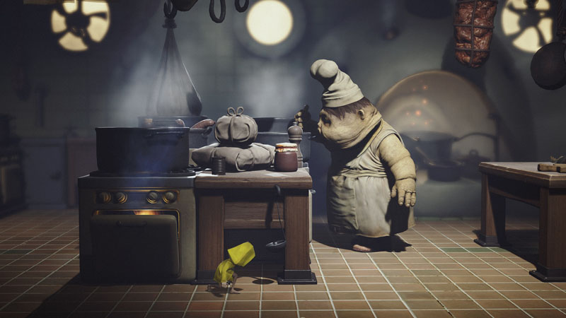 Little Nightmares - Screenshot 2