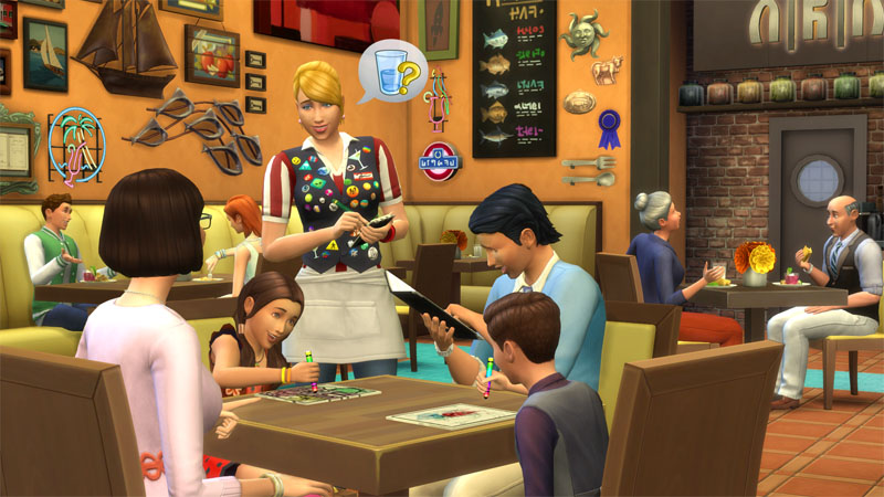 The Sims 4 Bundle - Vampires, Kids Room Stuff & Backyard Stuff - Screenshot 2