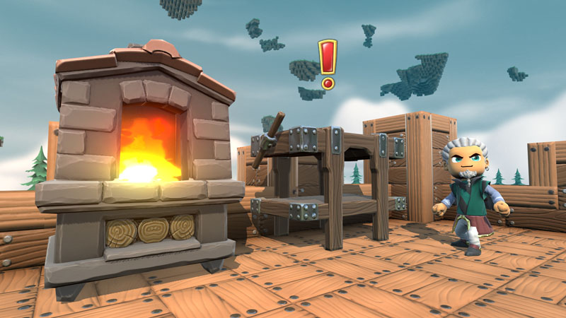 Portal Knights - Gold Throne Edition - Screenshot 2