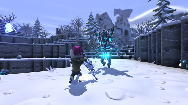 Portal Knights - Gold Throne Edition - Screenshot 6