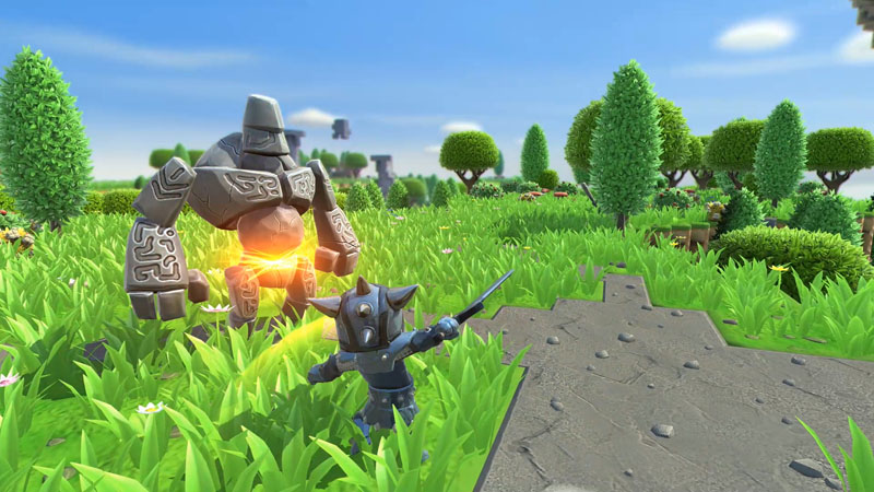 Portal Knights - Gold Throne Edition - Screenshot 8