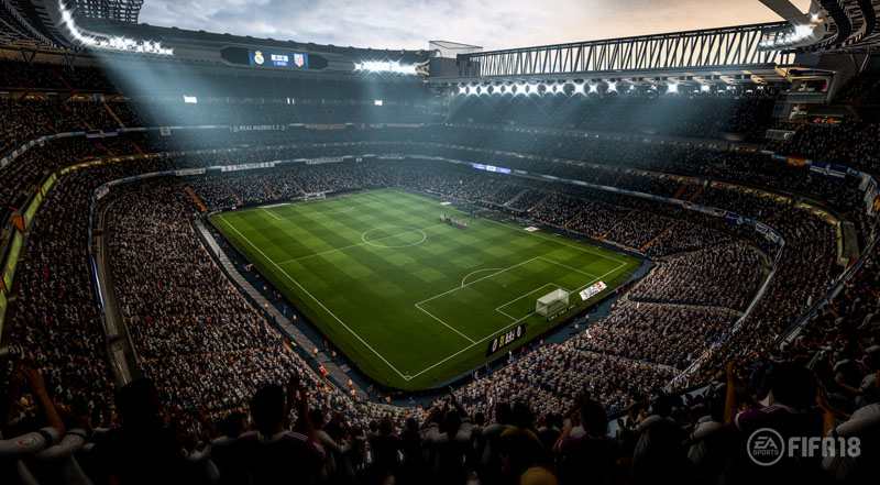 FIFA 18 - Screenshot 1