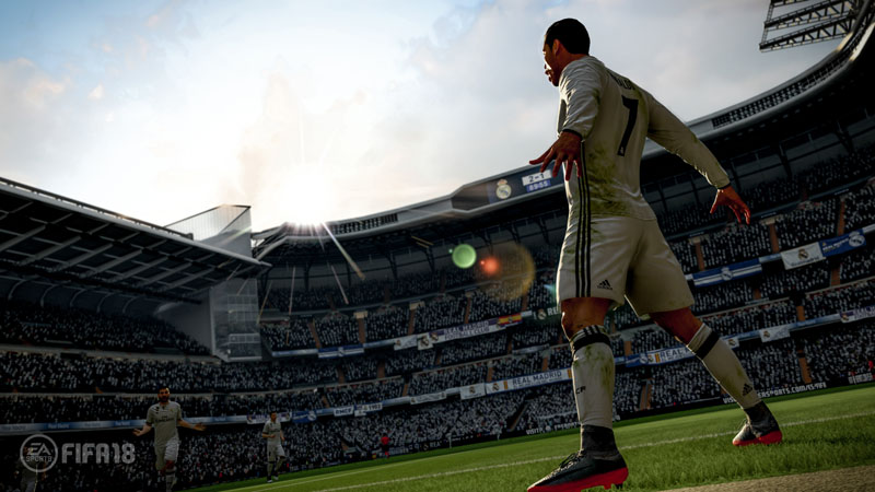 FIFA 18 - Screenshot 6