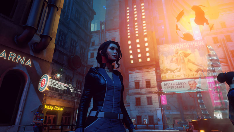 Dreamfall Chapters - Screenshot 6