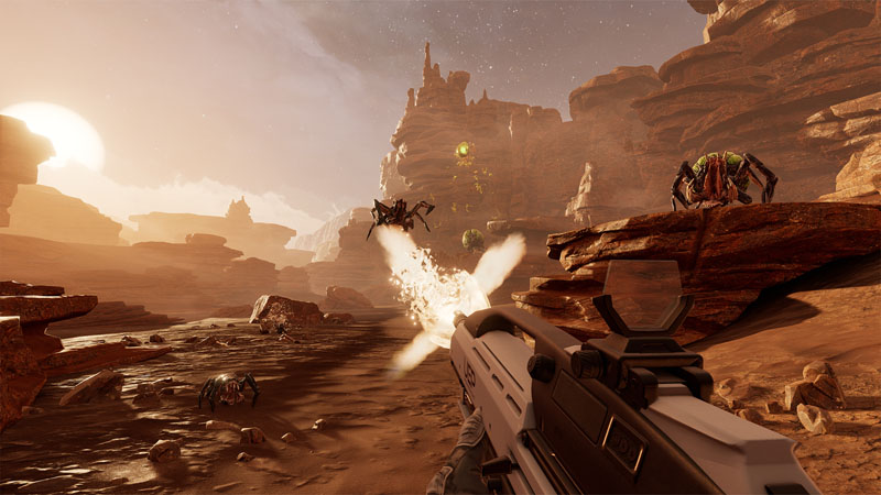 Farpoint - Screenshot 3