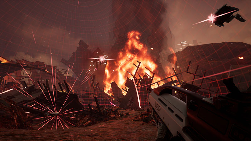 Farpoint - Screenshot 4