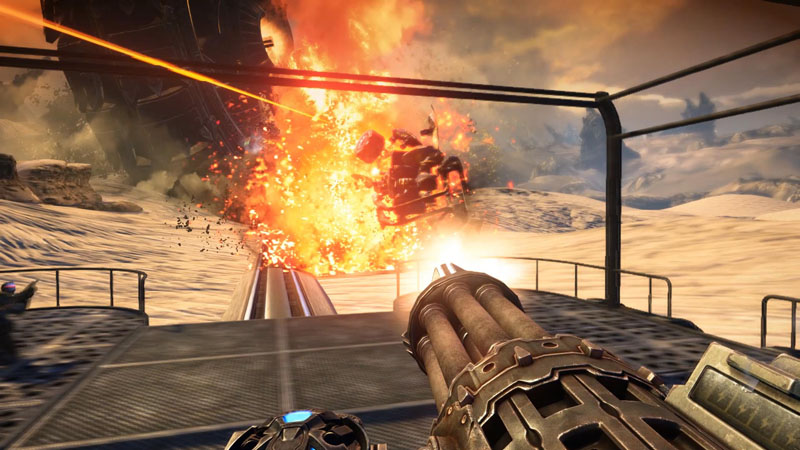 Bulletstorm: Full Clip Edition - Screenshot 2