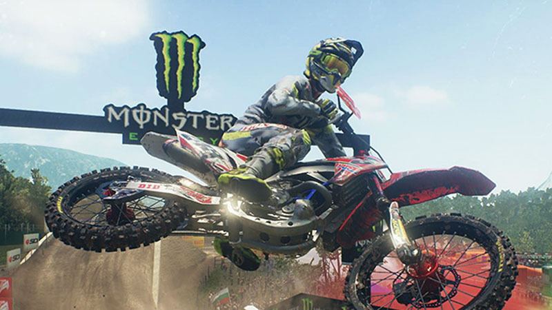 MXGP3 – The Official Motocross Videogame - Screenshot 1