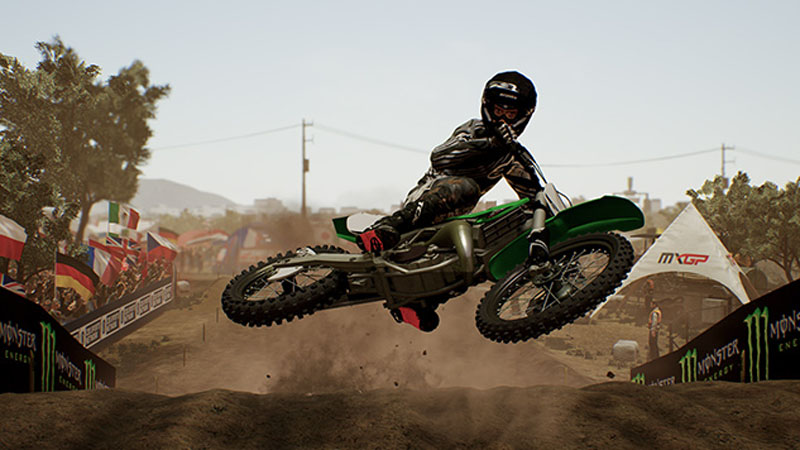 MXGP3 – The Official Motocross Videogame - Screenshot 8