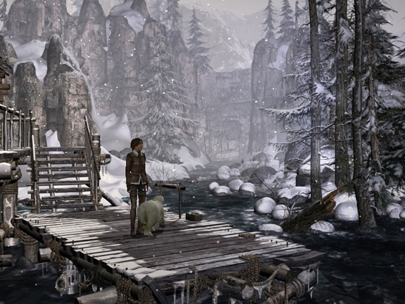 Syberia 3 - Screenshot 7
