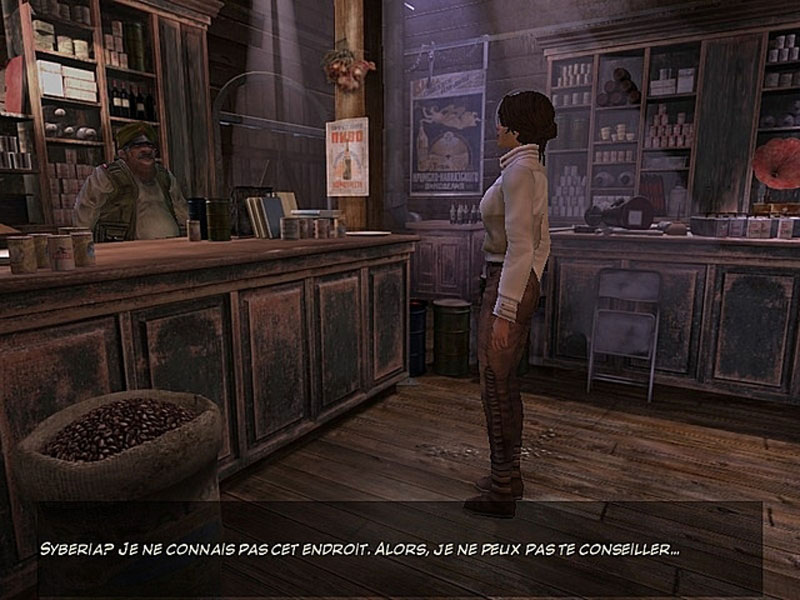 Syberia 3 - Screenshot 2