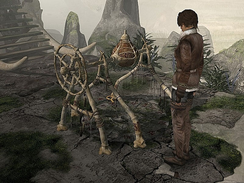 Syberia 3 - Screenshot 3