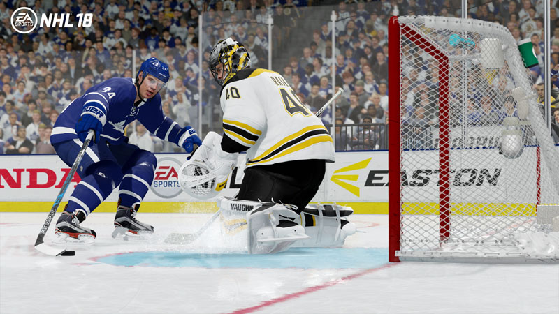 NHL 18 - Screenshot 8