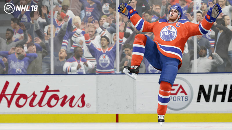 NHL 18 - Screenshot 6
