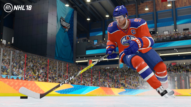 NHL 18 - Screenshot 3