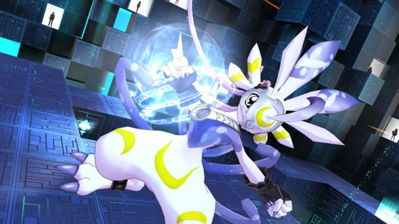 Digimon Story Cyber Sleuth - Hacker's Memory - Screenshot 5