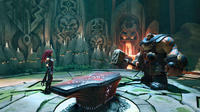Darksiders 3 Collector's Edition - Screenshot 1