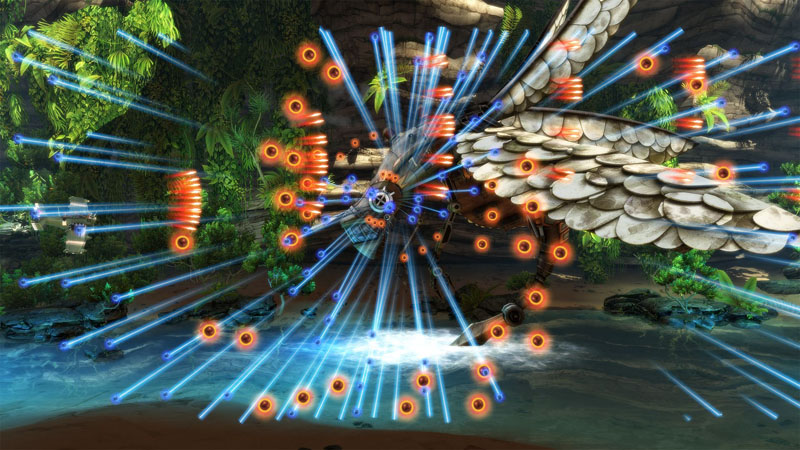 Sine Mora EX - Screenshot 3