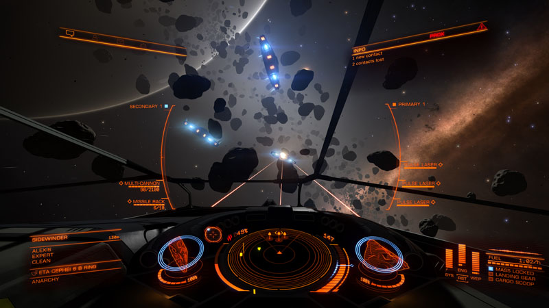 Elite Dangerous: Legendary Edition - Screenshot 1