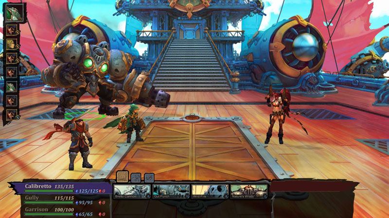 Battle Chasers Night War - Screenshot 8