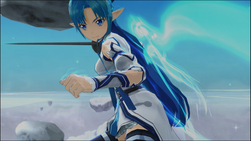 Accel World vs Sword Art Online - Screenshot 6