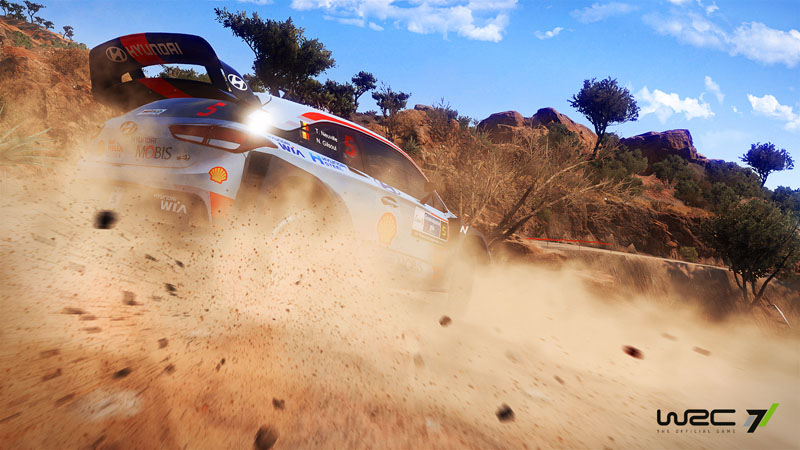 WRC 7 - Screenshot 3