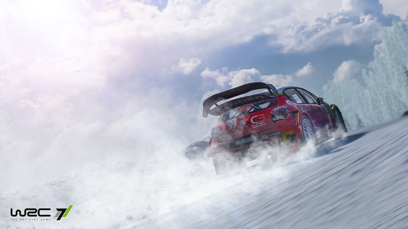 WRC 7 - Screenshot 4