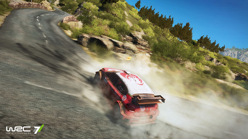 WRC 7 - Screenshot 6