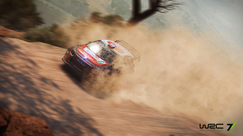 WRC 7 - Screenshot 7