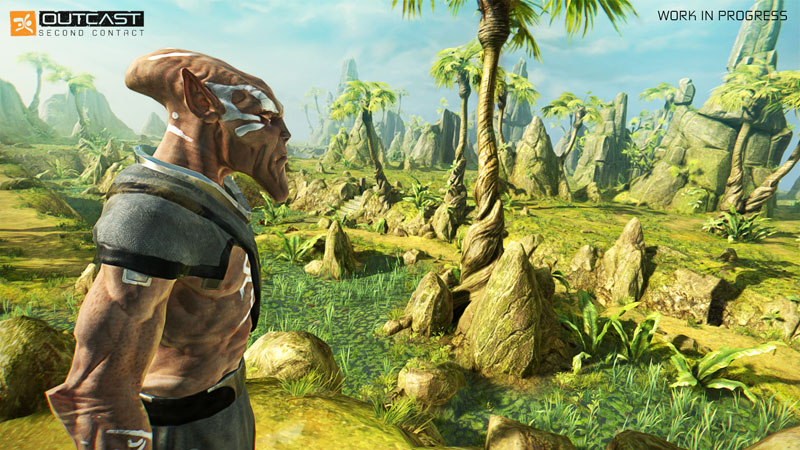 Outcast Second Contact - Screenshot 8