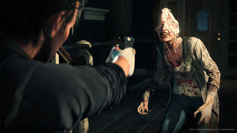 The Evil Within 2 - Screenshot 2