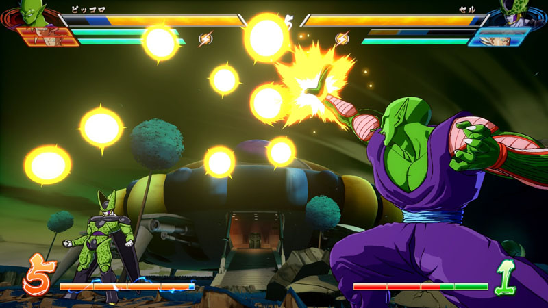 Dragon Ball FighterZ - Screenshot 3