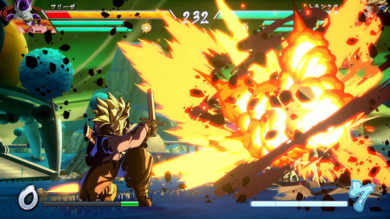 Dragon Ball FighterZ - Screenshot 7