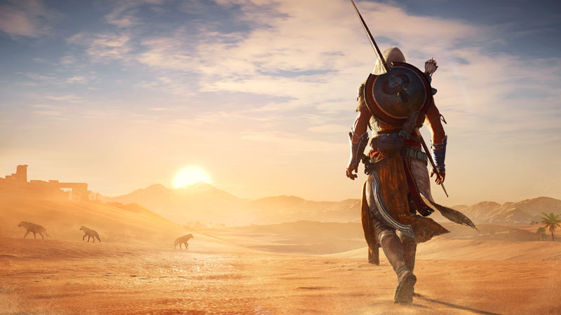 Assassin's Creed: Origins Gold Edition - Screenshot 1