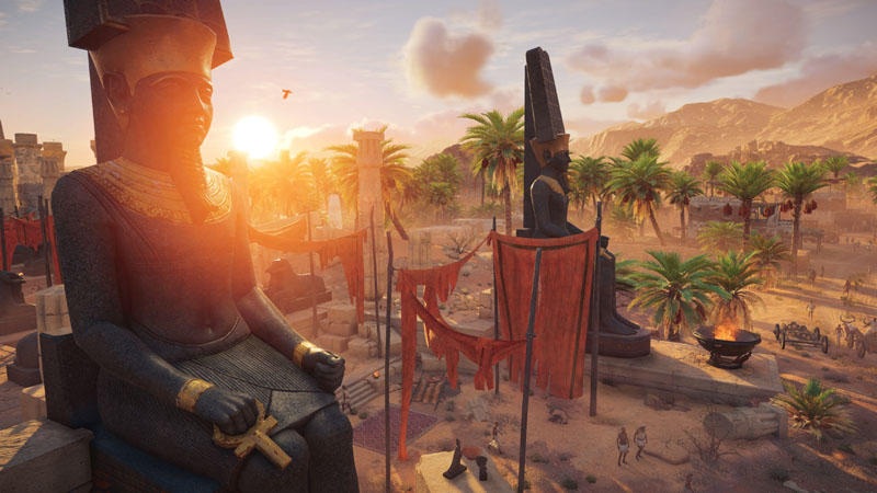 Assassin's Creed: Origins Deluxe Edition - Screenshot 10