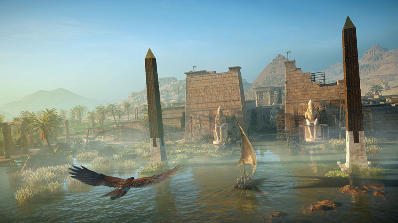 Assassin's Creed: Origins Deluxe Edition - Screenshot 5