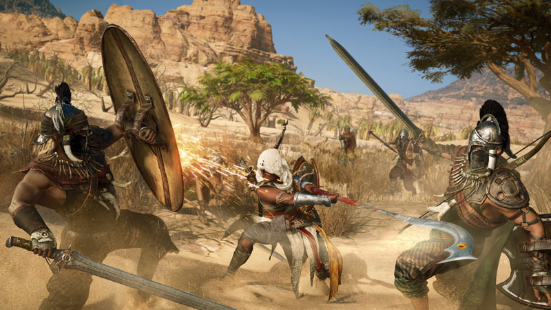 Assassin's Creed: Origins Deluxe Edition - Screenshot 4