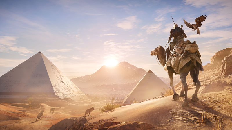 Assassin's Creed: Origins Deluxe Edition - Screenshot 6