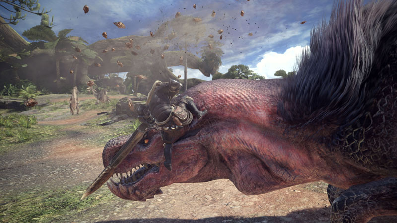 Monster Hunter World - Screenshot 4